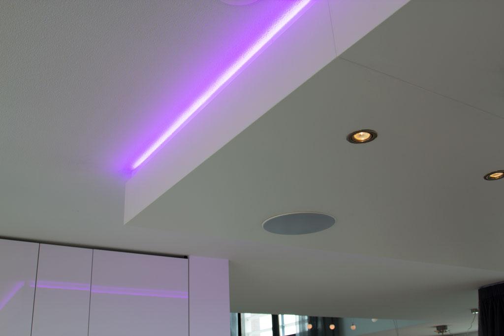 verlichting en domotica penthouse maastricht