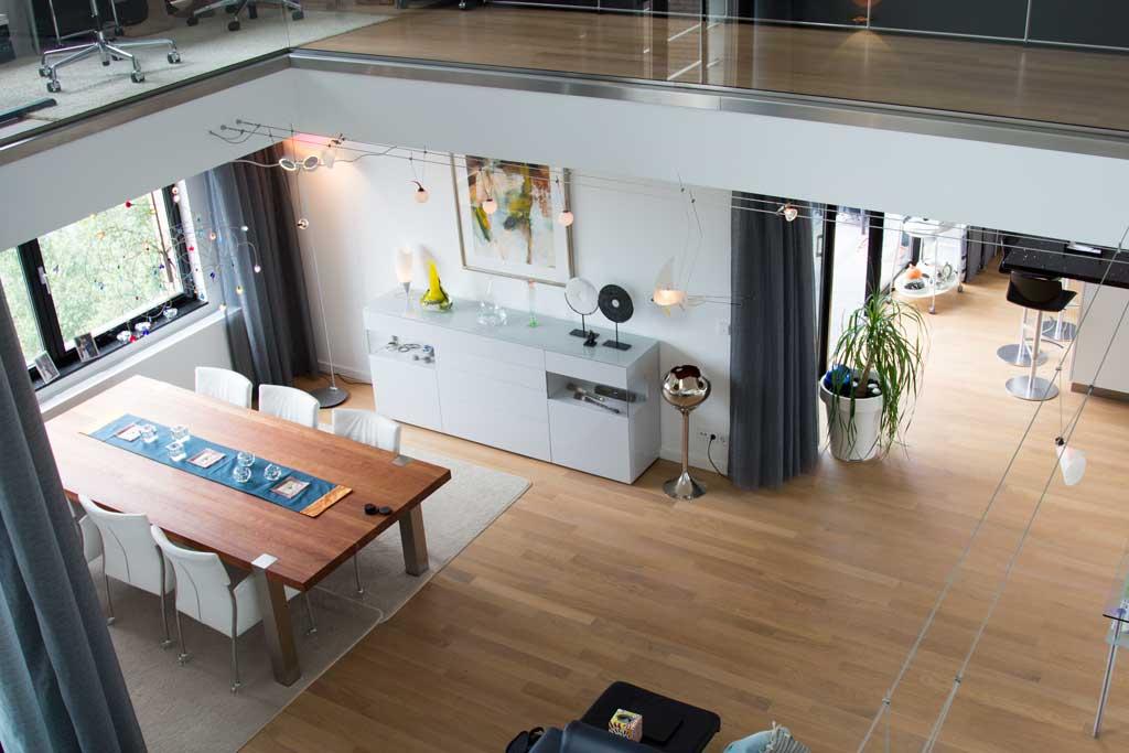 verlichting en domotica penthouse maastricht hees installaties echt